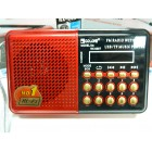 Radio / Bluetooth with FM / USB / SD Card Receiver